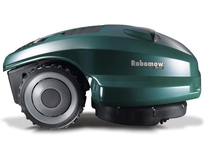 Fremtidens robotplæneklippere