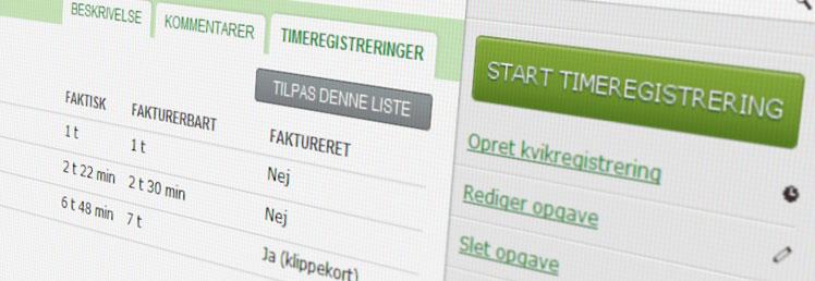 Timeregistrering – et godt værktøj