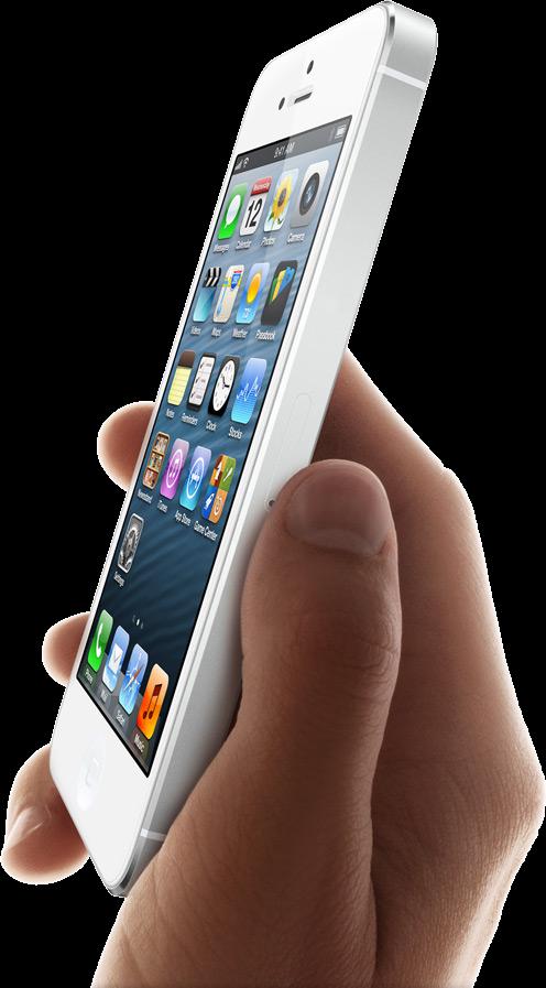 Her er den nye Apple-telefon