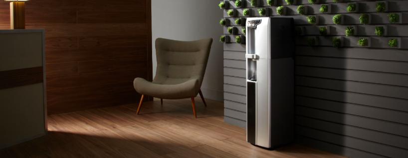 Lej en vandkøler til din virksomhed
