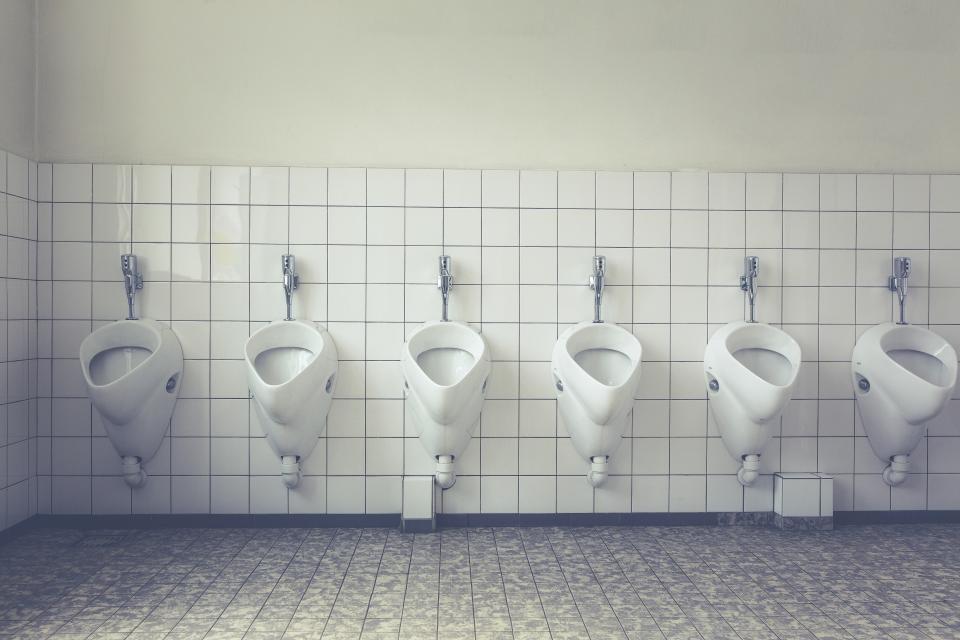 vandfri urinaler